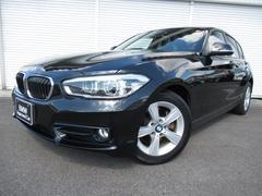BMW118i スポーツコンフォートPサポート1オナ認定中古車