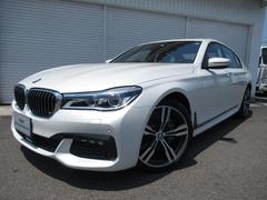 BMW740d xドライブMスポーツ20AWリヤコンフォートP