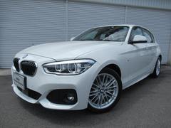 BMW118d MスポーツコンフォートPサポACC認定中古車