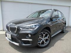 BMW X1sDrive18i Xライン革コンフォートセーフティACC