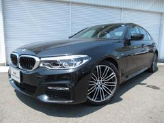 BMW523i Mスポーツハイラインコンフォート黒革SR認定中古車