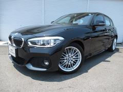 BMW118i MスポーツコンフォートPサポベージュ革ウッドP