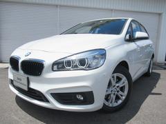 BMW218dアクティブツアラープラスPパーキングサポートP