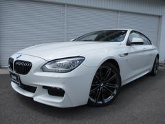 BMW640iグランクーペMスポーツエディション20AW黒革LED
