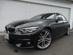 BMW420iグランクーペMスポーツ19AWブラウン革認定中古車