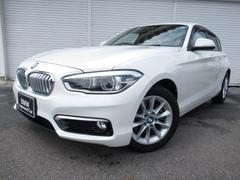 BMW118i スタイルコンフォートPサポ1オナ認定中古車