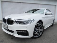 BMW530e Mスポーツアイパフォーマンス19AW黒革認定中古車
