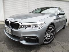 BMW530i Mスポーツ19AWイノベーションPアイボリー革