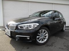 BMW118i スタイルコンフォートPサポシートヒーター認定中古車