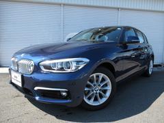 BMW118d スタイルPサポACCコンフォートシートヒータ認定車