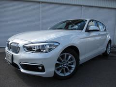 BMW118i スタイルPサポコンフォートシートヒーター認定中古車