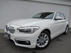 BMW118i スタイルパーキングサポートP禁煙1オナ認定中古車