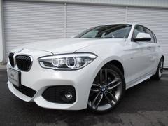 BMW118i Mスポーツ18AWコンフォートPサポ認定中古車