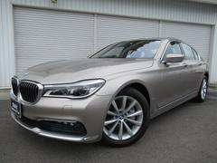 BMW740iプラスP黒革リモートパーキングSRデモカー認定中古車