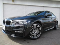 BMW523i Mスポーツ19AWウッドPデモカー認定中古車