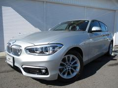 BMW118i スタイル16AWパーキングサポPデモカー認定中古車