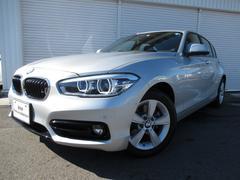 BMW118d スポーツコンフォートPサポデモカー認定中古車
