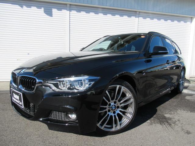 BMW 320dツーリングMスポーツ19AW衝突軽減ACC禁煙1オナ