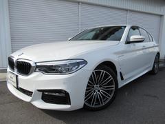 BMW530e Mスポーツアイパフォーマンス黒革1オナ認定中古車