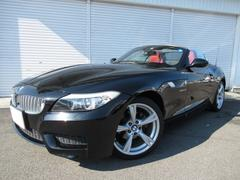 BMW Z4sDrive23i Mスポーツ18AW赤革純正HDDナビ禁煙