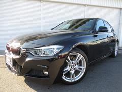 BMW318i Mスポーツ18AW社外DTV1オナ認定中古車