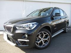 BMW X1sDrive18i XラインコンフォートPデモカー認定中古車