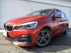 BMW218iアクティブツアラースポーツコンフォートPサポデモカー