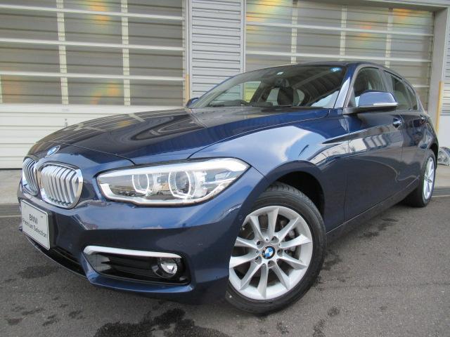 BMW 118d スタイルパーキングサートPデモカー認定中古車