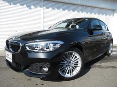 BMW118i Mスポーツ黒革ACCコンフォートPサポ認定中古車