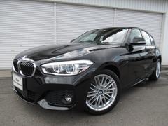 BMW118d Mスポーツ黒革SRコンフォートセレクトPサポート
