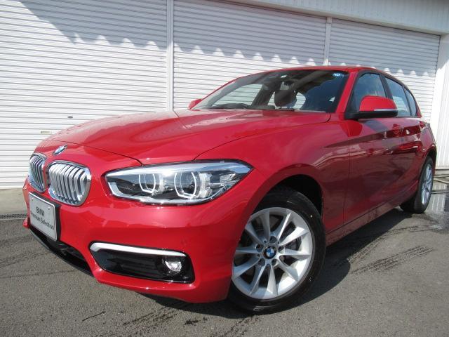 BMW 118d スタイルACCパーキングサポートデモカー認定中古車
