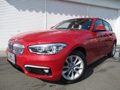 BMW118d スタイルパーキングサポートACCデモカー認定中古車