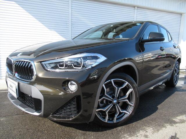 BMW xドライブ20i MスポーツX黒革ハイライン認定中古車
