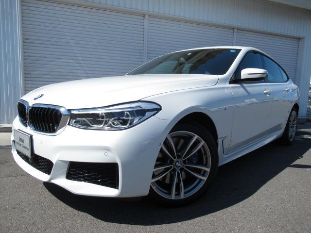 BMW 630i グランツーリスモMスポーツ19AW黒革認定中古車