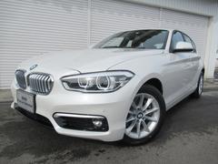 BMW118i スタイルACCパーキングサポPデモカー認定中古車