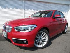 BMW118d ファッショニスタACCオイスター革UPグレードP