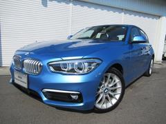 BMW118d ファッショニスタUPグレードオイスター革Pサポート