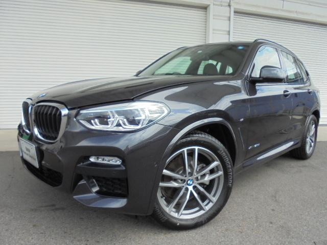 BMW xドライブ20d Mスポーツ黒革ハイライン19AW認定中古車