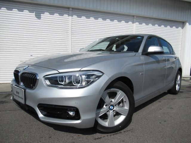 BMW 118i スポーツACCコンフォートPサポート認定中古車