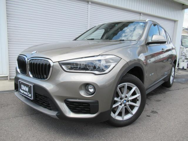 BMW sDrive18i コンフォートアクセス シートH認定中古車