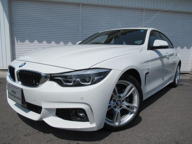 BMW 420iグランクーペ MスポーツLCI18AW 認定中古車