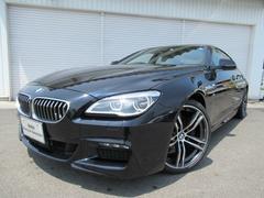 BMW640iグランクーペMスポーツ アイボリーレザーSR20AW