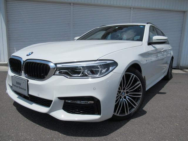 BMW 523iツーリング Mスポーツハイラインパッケージ認定中古車