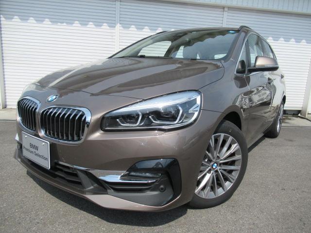 BMW 218dアクティブツアラーラグジュアリーセレクトPサポート