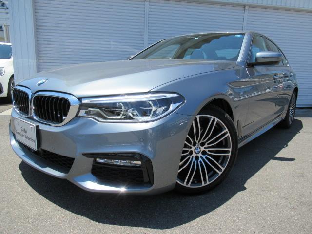 BMW 523d Mスポーツハイラインパッケージブラック革認定中古車