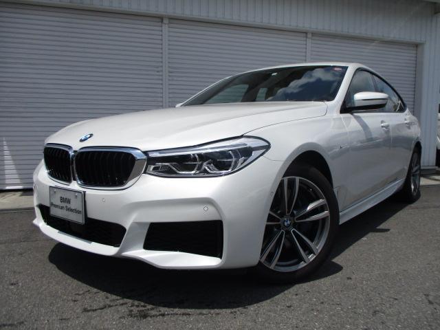 BMW 630i グランツーリスモ Mスポーツ 黒レザー 認定中古車
