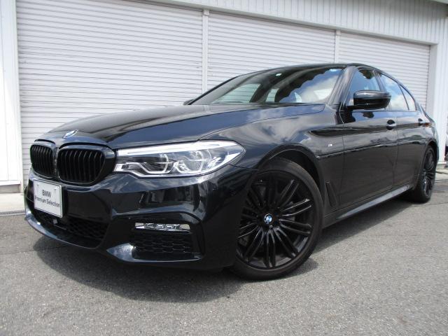 BMW 523d エディション ミッション:インポッシブル認定中古車