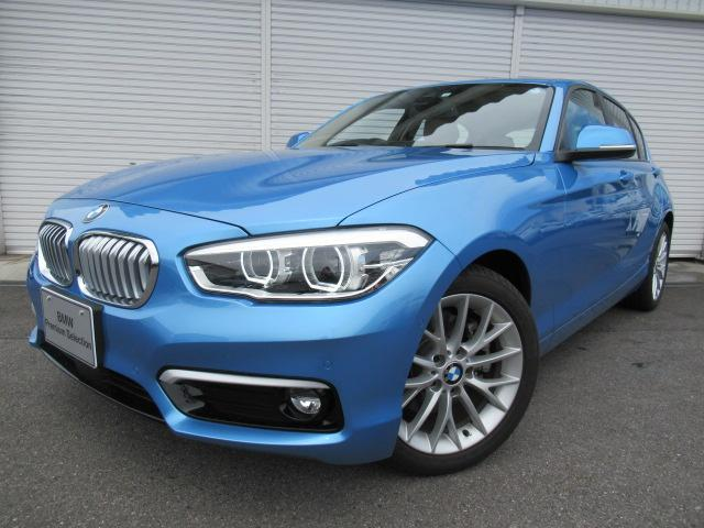 BMW 118d ファッショニスタ アップグレードPKG 認定中古車