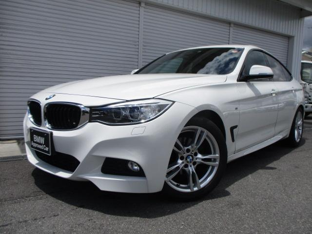 BMW 320iグランツーリスモ Mスポーツブラックレザー認定中古車