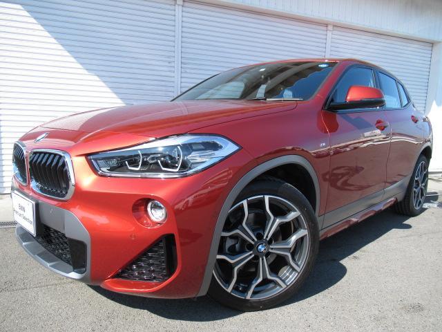 BMW sDrive18i MスポーツXアドバンスドセーフティACC